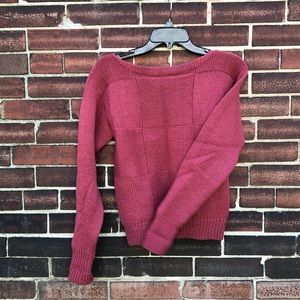 Yves Saint Laurent 100% Wool Sweater